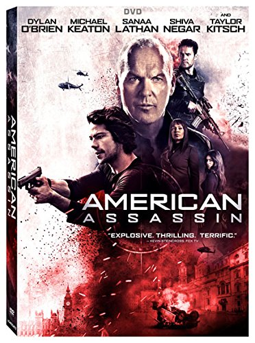 Book Cover: American Assassin