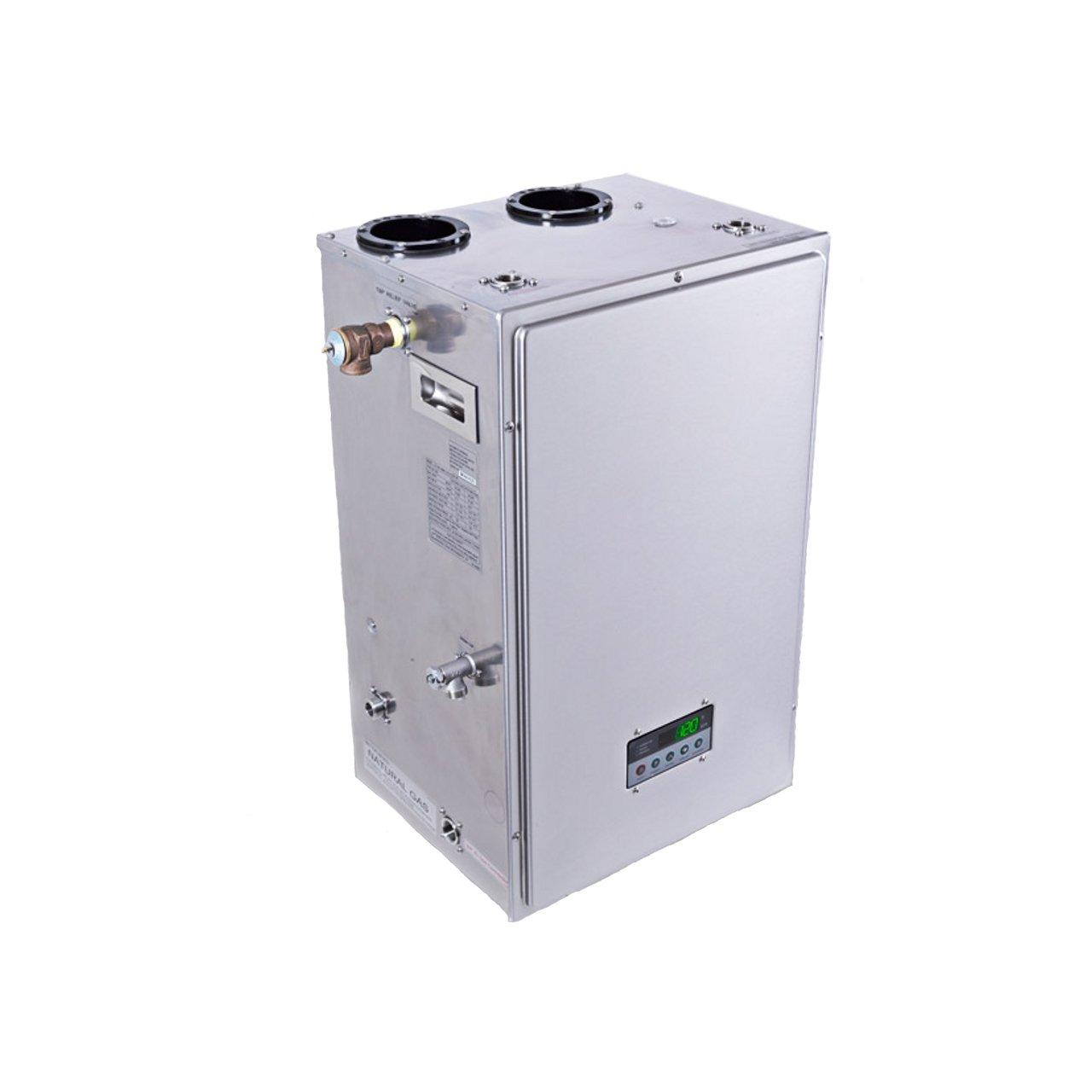 Condensation Water Heater Condensing Hybrid Water