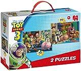 Disney Pixar Toy Story 2 x 70 Piece Jigsaw Puzzles in a Box