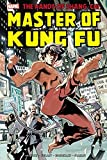 img - for Shang-Chi: Master of Kung-Fu Omnibus Vol. 1 book / textbook / text book