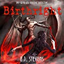 Birthright: Ivy Granger, Psychic Detective, Book 4 Audiobook by E.J. Stevens Narrated by Melanie A. Mason, Anthony Bowling