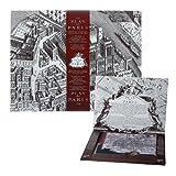 Authentic Models Paris Map 1739 Portfolio