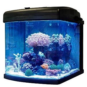 JBJ MT-603-LED 28 watt Nano Cube LED Intermediate Lighting, 28-Gallon
