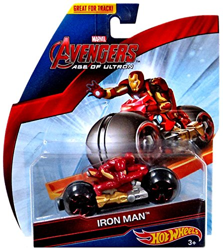 Marvel Avengers Age of Ultron Iron Man Diecast Car