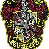 """Harry Potter House of Gryffindor Hogwarts Crest Patch 4 3/4"""""""