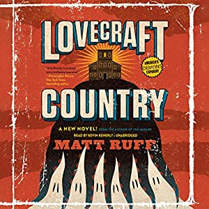 Lovecraft Country Audiobook