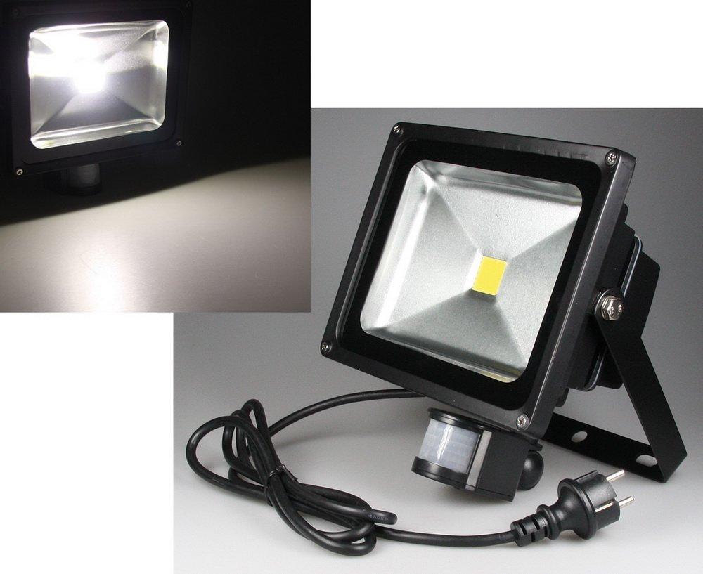 LEDFluter mit Bewegungsmelder 30W  BeleuchtungRezension