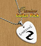 Evanescence Chain / Necklace Bass Guitar Pick Both Sides Printed