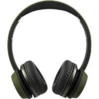Monster NTune On-Ear 3.5mm Wireless Bluetooth Headphones (Matte Green)