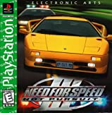 Need For Speed III - Hot Pursuit PS1 Instruction Booklet (Sony Playstation Manual Only) (Sony Playstation Manual)