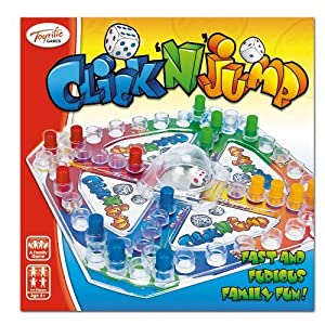 2x Toyrific Click 'n' Jump Game