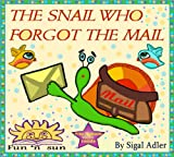Childrens Books The Snail Who Forgot The Mail  How to Teach patience The Animal Tales Collection Adventure & Education