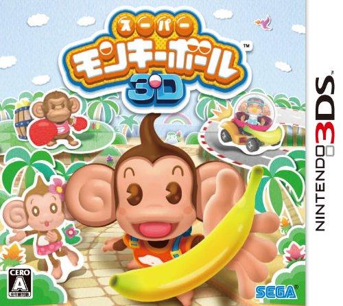 3DS用スーパーモンキーボール3D