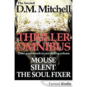 THE SECOND D. M. MITCHELL THRILLER OMNIBUS (English Edition)
