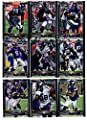 2015 Topps NFL Football Minnesota Vikings Team Set: 16 Cards-Anthony Barr, Cordarrelle Patterson, Xavier Rhodes, Matt Asiata, Mike Wallace, Teddy Bridgewater, Jerick McKinnon, Adrian Peterson, Minnesota Vikings, Trae Waynes, T.J. Clemmings, Eric Kendricks