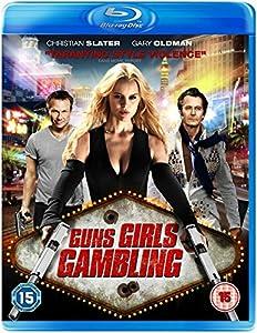 Guns Girls Gambling [Blu-ray] [2012]