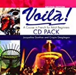 Voila Second Edition CD Set and Trans...