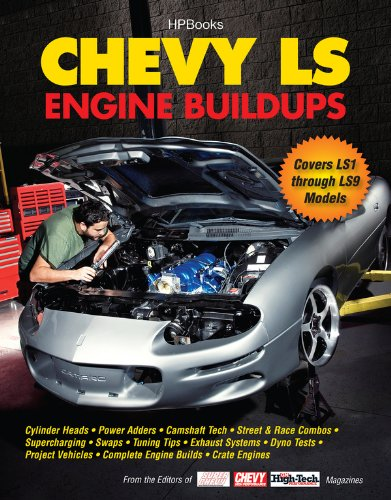 Chevy LS Engine Buildups: Covers LS1 through LS9 Models (Ls1 Chevy Engine compare prices)