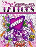 Ed Hardy Glitter Temporary Tattoos