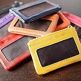 【Ahorita】アオリッタ 全8色 レディース メンズ 本革 レザー I.Cカード対応 小銭入れ パスケース