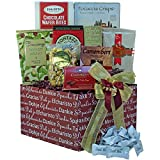 Art of Appreciation Gift Baskets Many, Many Thanks Care Package Gift Box