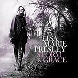 Lisa Marie Presley Storm & Grace [lp] (Prod. By T [VINYL]