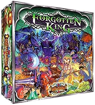 JEU SUPER DUNGEON EXPLORE EDITION FORGOTTEN KING - MINIATURE SODA POP