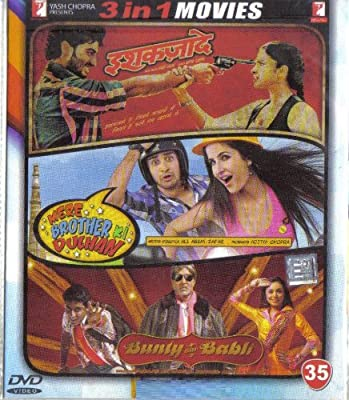Ishaqzaade / Mere Brother Ki Dulhan / Bunty Aur Babli(3 in 1 - 100% Orginal DVD Without Subtittle)