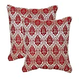 12'x12' Glory Set Of 2 Cushion Covers - @home Nilkamal - B00UL48G88