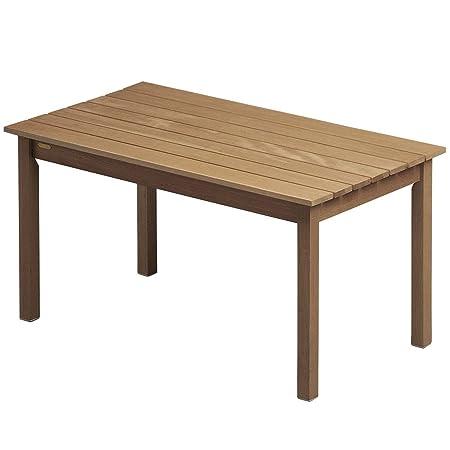 Skagerak Skagen Table Table de jardin teck 140x 78x 73cm