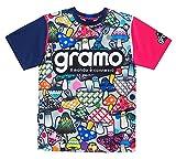 gramo(グラモ) KINOKO プラクティスシャツ LP-003 (S, ミックス)
