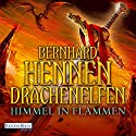 Himmel in Flammen (Drachenelfen 5) Audiobook by Bernhard Hennen Narrated by Detlef Bierstedt