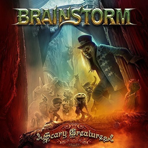 CD : Brainstorm - Scary Creatures (Limited Edition, Digipack Packaging, 2 Disc)