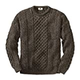 Black Sheep Irish Fisherman Jumper, Xx Large