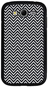 PrintVisa Case Cover for Samsung Galaxy Grand (D7912 Pattern Chevron)