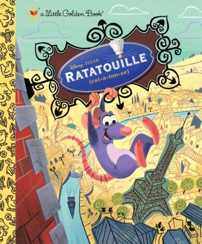 Ratatouille (Little Golden Book) (Ratatouille Movie tie in)