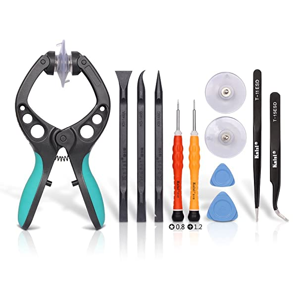 Kaisi LCD Screen Opening Toolkit Screen Suction Cup Pliers