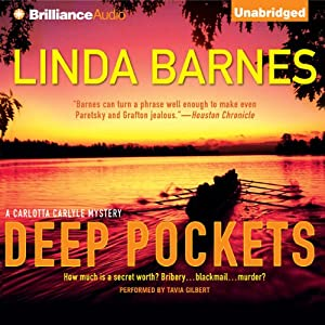 Deep Pockets Audiobook