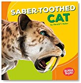 Saber-toothed Cat (Bumba Books - Dinosaurs and Prehistoric Beasts)