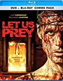 Let Us Prey BD+DVD [Blu-ray]