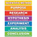 Scholastic Scientific Method Chart (TF2217)