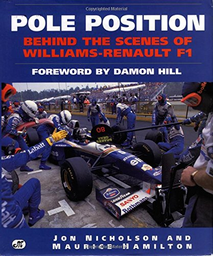 Pole Position: Behind the Scenes of Williams - Renault F1 (Pole Position Book compare prices)