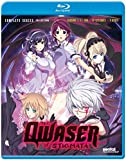 聖痕のクェイサー:シーズン1-2+OVA コンプリート・シリーズ・コレクション 北米版 / Qwaser of Stigmata: Complete Collection [Blu-ray][Import]