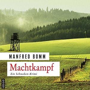 Machtkampf (August Häberle 14) Hörbuch
