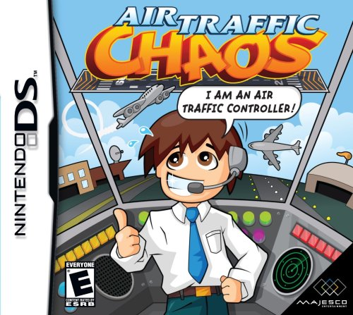 Air Traffic Chaos - Nintendo DS - 1