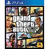 Grand Theft Auto V PS4 (English & Chinese Sub Version)