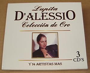 Coleccion de Oro: Box Set (3 CD's)