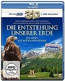 Image de Die Entstehung unserer Erde: Die Alpen - Die Rocky Mountains