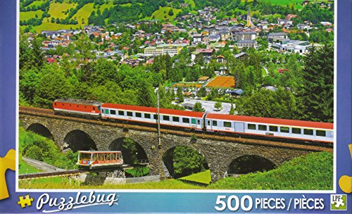 Puzzlebug 500 - Federal Railways, Bad Hofgastein