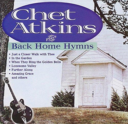 Chet Atkins - Plays Back Home Hymns - Zortam Music